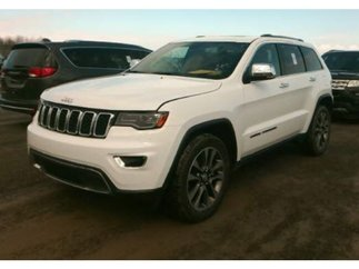 Jeep Grand Cherokee Limited Luxury*NAV*CUIR*TOIT*CAMÉRA* 2018