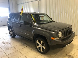 Jeep Patriot High Altitude*BANCS CHAUFF*TOIT*MAGS 17*FOGS 2017