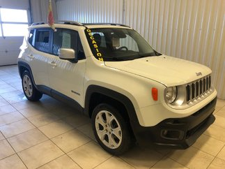 Jeep Renegade Limited*NAV*CUIR*CAMÉRA*TOIT MY SKY*AWD* 2015