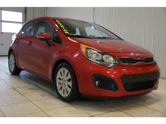 Kia Rio EX*BLUETOOTH*BANCS CHAUFF*CRUISE* 2015