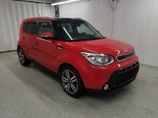 Kia Soul SX Luxury 2016