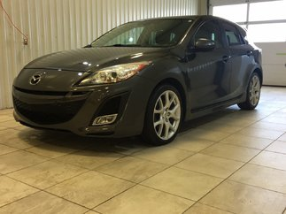 Mazda Mazda3 Sport GS LUXE CUIR, TOIT, MAGS 16PO. 2011