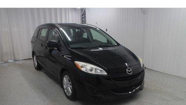 Mazda Mazda5 GS*MANUEL*AUX*MAGS*TISSUS* 2012