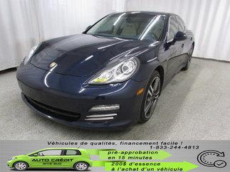 Porsche Panamera 4S*BLUETOOTH*MAGS*CUIR CHAUFF*NAV* 2010