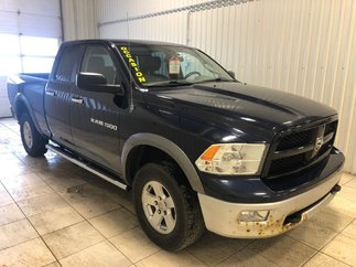 Ram 1500 Outdoorsman*HITCH*MAGS 20*V8*4X4* 2012