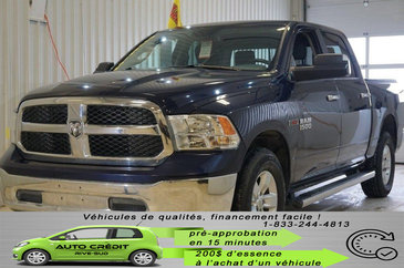 Ram 1500 ECODIESEL*BLUETOOTH*CREW*UCONNECT 3*MAGS* 2015