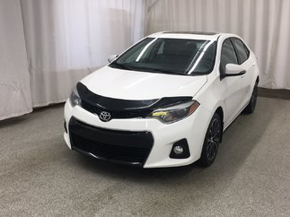 Toyota Corolla S*CAMÉRA*TOIT*BLUETOOTH*MAGS* 2015