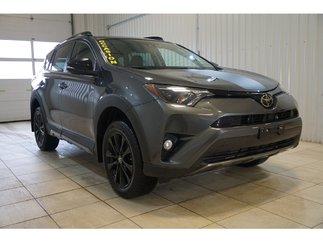 Toyota RAV4 Trail*TOIT*AWD*CAMÉRA*BANCS/VOLANT CHAUFF* 2018