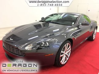2011 Aston Martin DB9 V12 + COUPE + AUCUN ACCIDENT + NAV