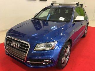 Audi SQ5 3.0T + PROGRESSIV + TOIT PANO + NAV + CAMÉRA 2015