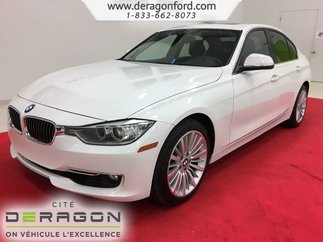 BMW 3 Series 328I XDRIVE LUXURY GARANTIE 160 000KM NAV TOIT 2013