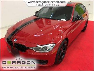 2014 BMW 3 Series 328i + xDrive + M PACK + LANE ASSIST + NAV + TOIT