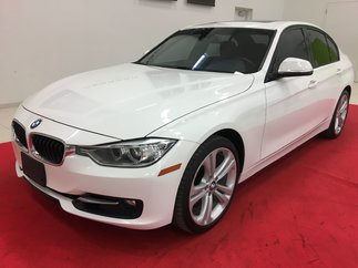 2014 BMW 3 Series 328i xDrive + SPORT PACK + CUIR ROUGE + TOIT + NAV