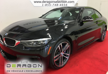 BMW 4 Series 440i xDrive + PREMIUM PACK + M PERFORMANCE 2 2018