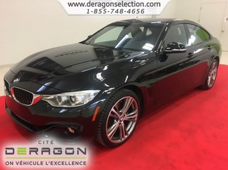 2017 BMW 430i XDRIVE + GRAN COUPE + PERFORMANCE PACK + PREMIUM