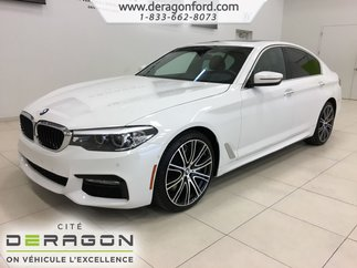 2017 BMW 5 Series 540i xDrive M PACKAGE NAV CAMERA HARMAN/KARDON