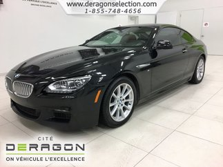 2015 BMW 6 Series 650i xDrive + M SPORT EDITION + M SPORT PACK