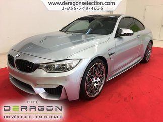 2017 BMW M4 COMPETITION PACK + CARBONE + PREMIUM PACK