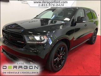 2017 Dodge Durango R/T - CUIR - TECH PACK - TOIT - MAGS 20P - NAV