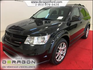 2013 Dodge Journey R/T RALLYE AWD TOIT NAVIGATION CUIR CAMERA