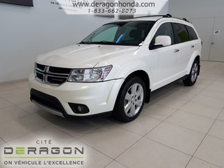 2014 Dodge Journey R/T+ VITRES TEINTEES+ DEMARREUR A DISTANCE