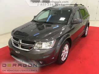 Dodge Journey R/T + TRES BAS KILOMETRAGE + JAMAIS ACCIDENTE 2015