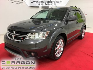 Dodge Journey LIMITED + ROUES 19
