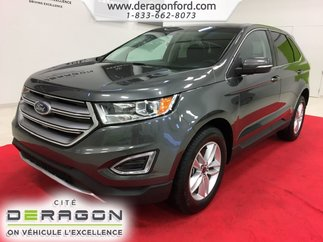Ford Edge SEL AWD V6 3.5L CAMERA MAGS HITCH SENSOR SYNC 2016