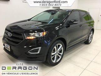 Ford Edge SPORT AWD TOIT NAV CAMERA ROUES 20