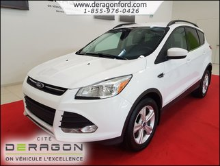 2016 Ford Escape SE AWD SIEGES EN CUIR ECRAN CAMERA ECOBOOST