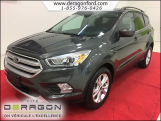Ford Escape SEL AWD ECOBOOST NAVIGATION TOIT PANO CUIR MAGS 2018