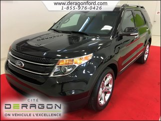 Ford Explorer LIMITED + AWD + CUIR + NAVIGATION 2014