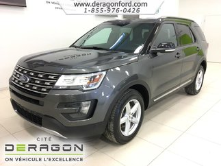 2016 Ford Explorer XLT + NAVIGATION + AWD + V6 + 7 PASSAGERS