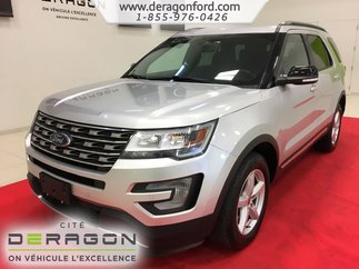 2017 Ford Explorer XLT AWD MAGS 18P CAMERA DEMARREUR SYNC3