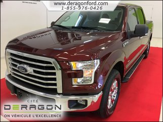 2015 Ford F-150 V6 ECOBOOST 3.5L XLT XTR SUPERCREW CAM MAGS
