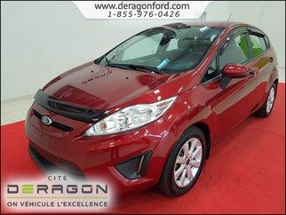 Ford Fiesta SE HATCHBACK SYNC MAGS 15P CRUISE SIEGE CHAUFFANT 2013