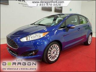 Ford Fiesta TITANIUM TOIT OUVRANT SIEGES EN CUIR NAVIGATION 2014