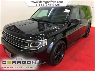Ford Flex LIMITED BLACK EDITION TOIT OUVRANT - NAV MAGS AWD 2018