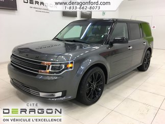 Ford Flex LIMITED AWD V6 3.5L MAGS 20P TOIT PANO NAV CAMERA 2018