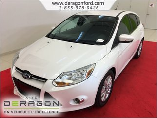 2012 Ford Focus SEL AUTOMATIQUE SYNC MAGS HATCHBACK