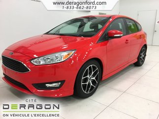 Ford Focus SE SPORT AUTO MAGS 17P SIEGES CHAUFFANTS SYNC 2015