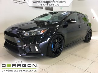 2016 Ford Focus RS SPORT CAMERA SYNC3 NAV SONY SIEGES RECARO