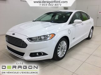 Ford Fusion Energi SE LUXURY NAV CAMERA ROUES 17
