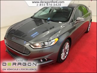Ford Fusion SE 2.0L - CUIR - CAMERA - MYFORD TOUCH - MAGS 18P 2013
