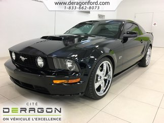 2005 Ford Mustang GT PREMIUM PACK MANUELLE ROUES 20