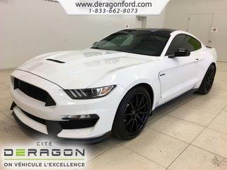 2016 Ford Mustang SHELBY GT350 5.2L V8 526HP TECH PACK NAV CAMERA