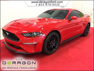 Ford Mustang COUPE ECOBOOST PERFORMANCE PACK MAGS 19P SPORT 2018