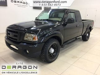 Ford Ranger SPORT SUPERCAB V6 GROUPE ELECTRIQUE HITCH CRUISE 2008