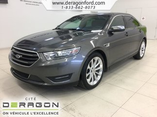 2015 Ford Taurus LIMITED AWD V6 3.5L NAV TOIT CAMERA ROUES 20