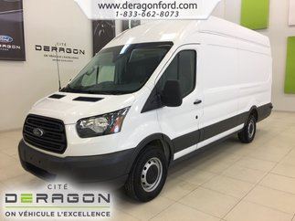 Ford Transit Van 350 CARGO HIGH ROOF 148'' VINYL SYNC CAMERA 2018